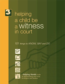 Helping a Child be a Witness in Court